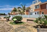 Trabajos en el litoral de Cartagena.
