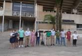 Homenaje a Alejandro Sagarduy y Perico Arango con la nominación de dos de las puertas del Estadio Cartagonova