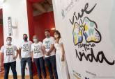 Presentación de la campaña Vive y Respira la vida