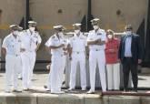 Visita del Rey Felipe VI por el 75 aniversario de la Fuerza de Medidas Contra Minas de la Armada