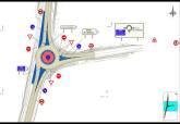 Proyecto de construcción de rotonda de acceso a Los Urrutias y El Carmolí