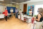 Visita a la Unidad de Proyectos Europeos