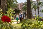 La junta de gobierno ha aprobado un nuevo contrato para el mantenimiento de parques y Jardines