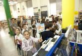 Actividades de la biblioteca infantil