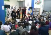 Cuentacuentos en la Biblioteca Infantil del Centro Cultural Ramón Alonso Luzzy