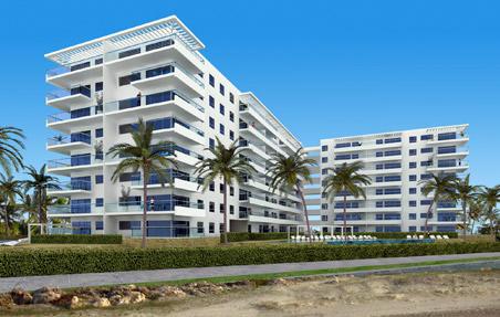 Apartments in Cartagena  Beach Club Cartagena  Real