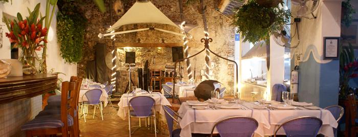 Juan del Mar Restaurante en Cartagena de Indias