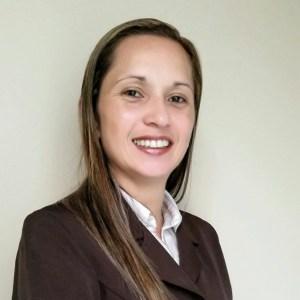 Mayboll Jiménez candidata a la primera vice alcaldía. Foto ML