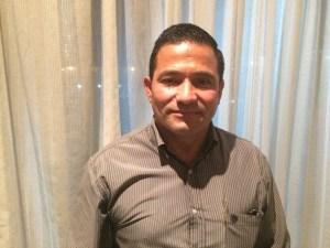 Pablo Barahona es empresario y líder comunal del distrito de Tobosí. Foto: Cartago Hoy