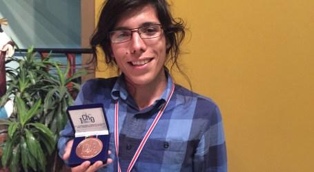 Joven cartaginés logró medalla de bronce en Olimpiada Mundial de Química