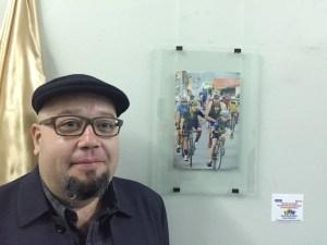 Amura Hidalgo es un fotográfo alajuelense. Foto: Cartago Hoy