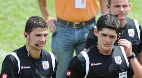 2 árbitros de linafa estarán en juego Cartaginés – Belén
