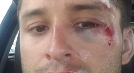Ciclista Gregory Brenes sufre accidente en Tour de Utah