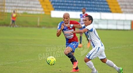 Cartaginés acumula tercer empate del torneo