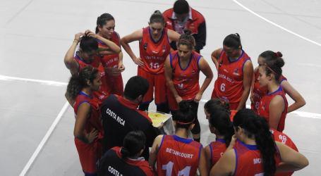 Costa Rica avanzó a las semifinales del COCABA