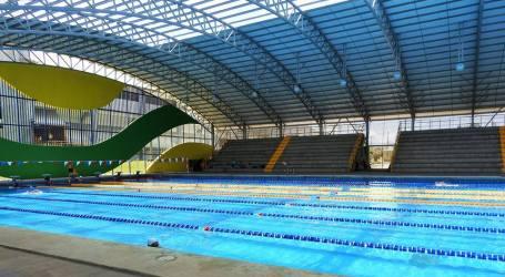 Piscina olímpica del Polideportivo cerrada hasta nuevo aviso
