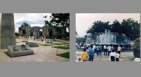 Los Nublados del Día: ¿Parque o Plaza?