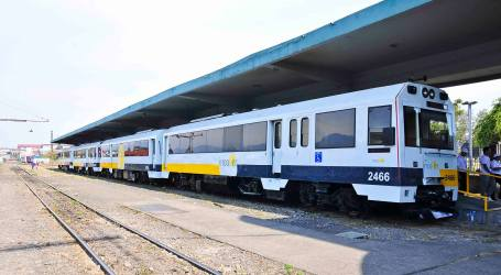 Horario de fin de año del servicio de tren Cartago – San José