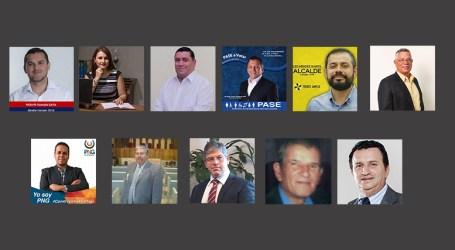 Sondeo ¿Por quién votará en las elecciones municipales en Cartago?