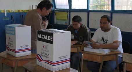 Elecciones Municipales 2016, ¡A votar!