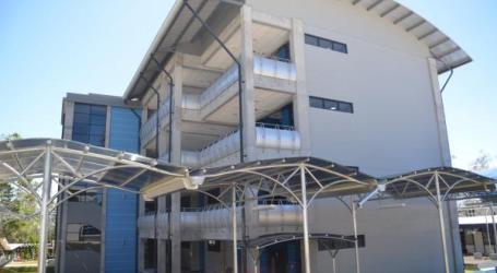 Campus del TEC con nuevo edificio