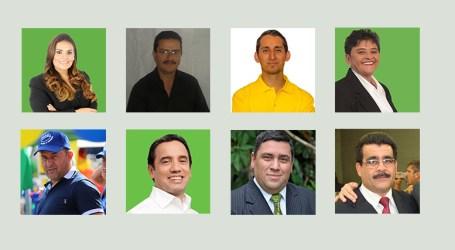 Conozca a los alcaldes y alcaldesas de los cantones cartagineses