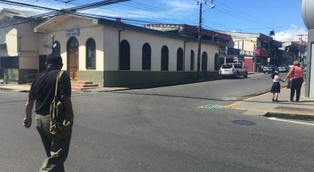 Municipalidad de Cartago pide instalación de semáforos en el centro de la ciudad