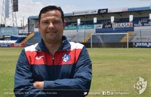 Jeaustin Campos asumirá el equipo por los próximos dos años.