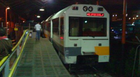 Cancelan varios viajes del servicio de tren a Cartago durante esta semana