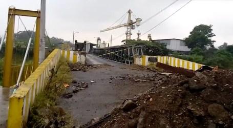 Paso por el puente Santa Marta estará habilitado esta semana