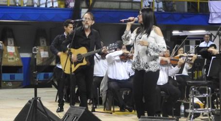 Cartagineses disfrutaron de la presentación de la Orquesta Sinfónica Nacional