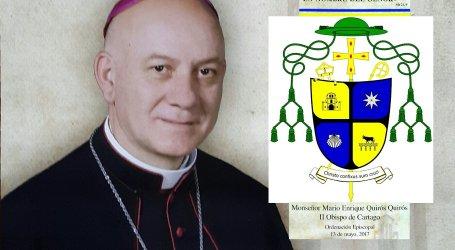Diócesis de Cartago pondrá 3000 asientos para ceremonia de ordenación de nuevo Obispo