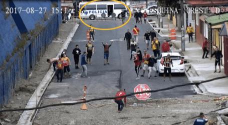 Municipalidad de Cartago pide a Ministro investigar acción de Fuerza Pública en enfrentamiento de aficionados