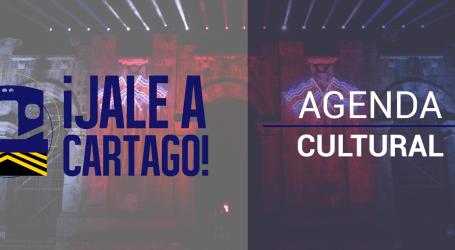 Agenda Cultural ¡Jale a Cartago! del 21 al 24 setiembre