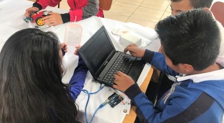 Programa Internet de las Cosas gradúa 65 estudiantes cartagineses de primaria