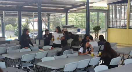 Programa beneficia a 400 estudiantes del CTP de Dulce Nombre