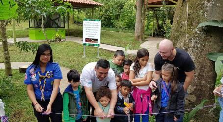 Municipalidad de Cartago inauguró moderno serpentario educativo
