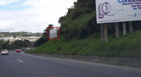 Candidata a Diputada en Cartago denuncia vandalismo en vallas publicitarias