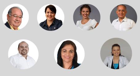 Estos serán los 7 diputados y diputadas de Cartago