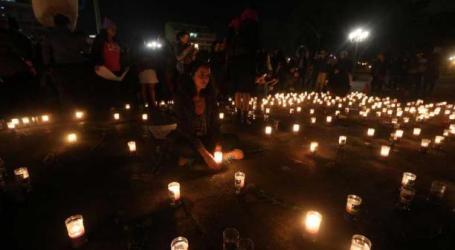 Vigilia por la vida de la Mujeres en Cartago