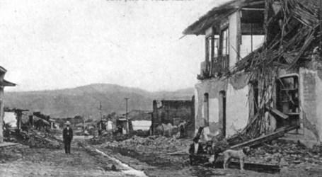 Hoy hace 108 años ocurrió el Terremoto de 1910