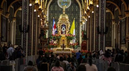 Conozca las actividades religiosas y horarios  en la Basílica de los Ángeles