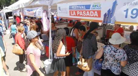 70 Pymes cartaginesas ofrecerán sus productos a 65 mil visitantes en el Festival de la Pasada