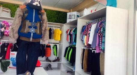 Nueva tienda ofrece ropa con estilo para los más pequeños