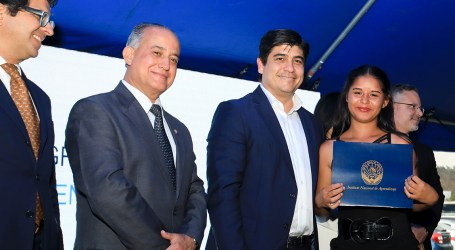 """INA de Cartago gradúa primera generación en """"Asistencia en Manufactura Médica"""""""