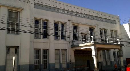 Tras reunión con personal, Colegio San Luis Gonzaga suspende lecciones este martes