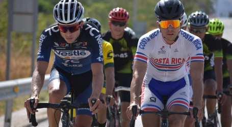 Ciclistas cartagineses se preparan para el Campeonato Centroamericano en Nicaragua