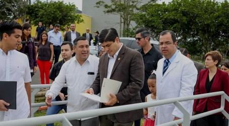 Municipalidad de Cartago pide a Presidente abrir sede de INAMU en Cartago