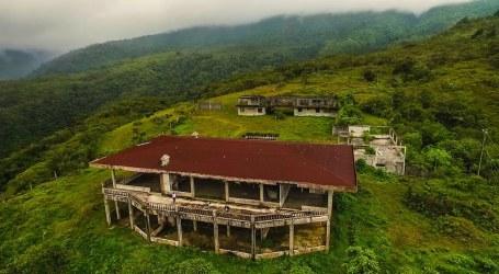 Conozca la mansión abandonada en Orosí