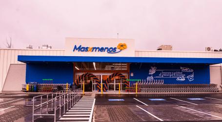 Más x Menos con nuevo supermercado en Cartago